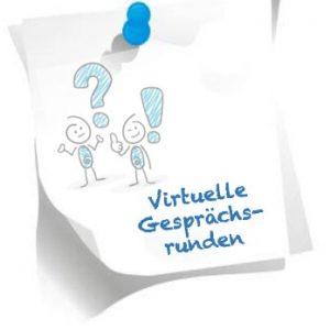 Virtuelle Gesprächsrunden